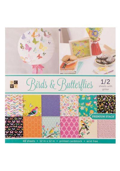 Birds & Butterflish