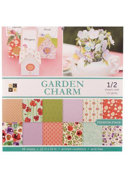 Garden Charm Paper Stack