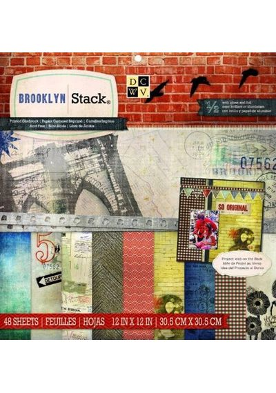 Brooklyn Stack Cardstock