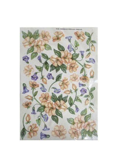 Campanelle E Portulaca - Paper Veil