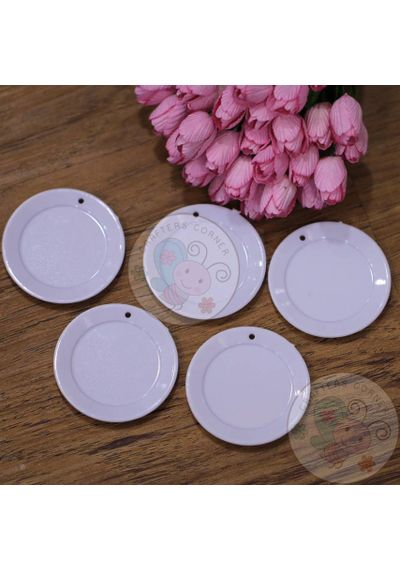 Round Food Plate