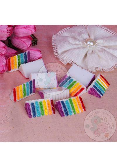 Rainbow Pastry