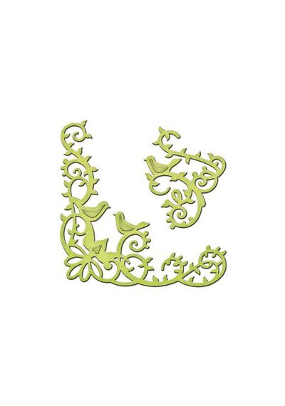 Bird Scrolls