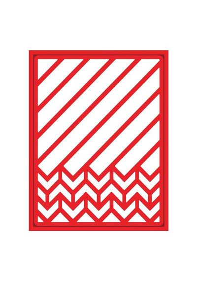 Diagonal Chevron