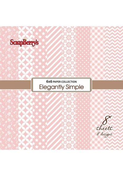 Elegantly Simple - Rose Quartz