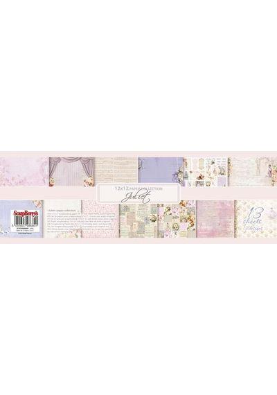 "Juliet 12""x 12"" Paper Pad"
