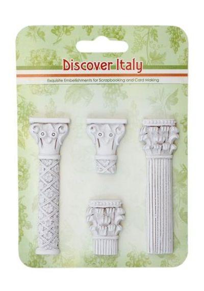 Discover Italy - Columns