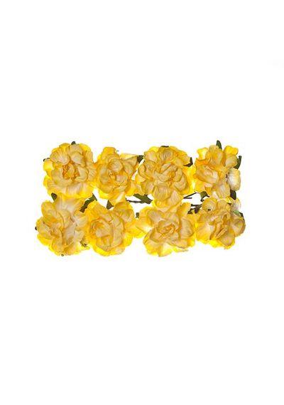 Clove Light Yellow - Paper Flowers