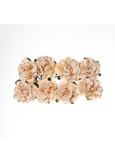 Paper Flowers Clove Peach