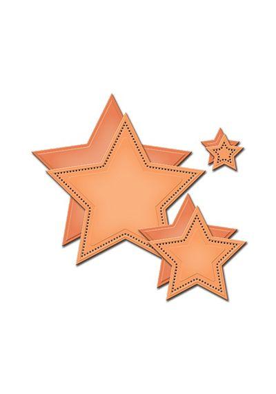 Pierced Stars