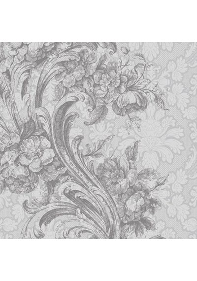 BAROQUE STYLE silver
