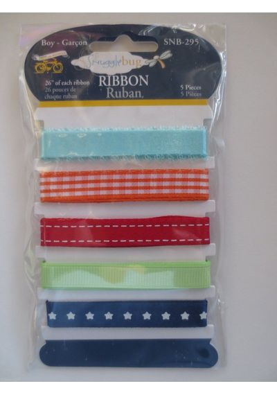 Ribbons Boy