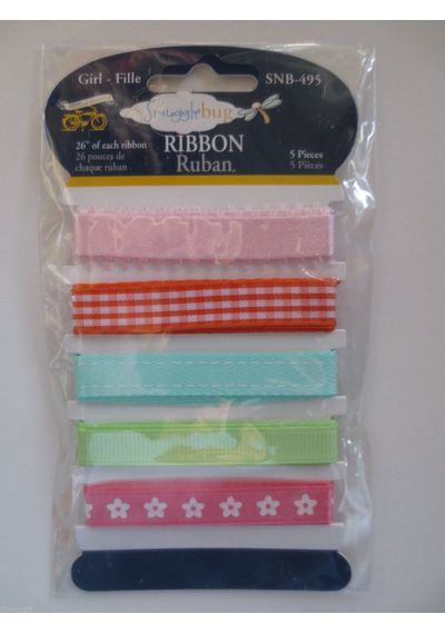 Ribbons Girl