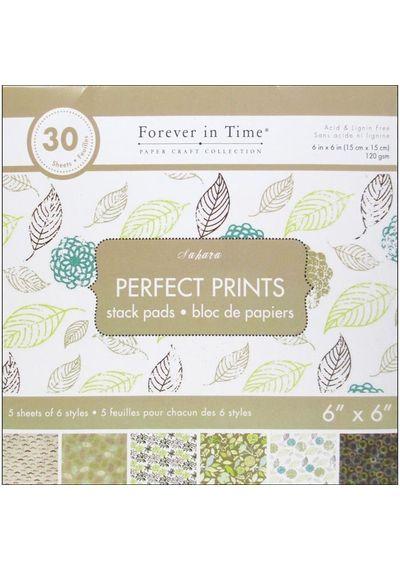 "Sahara - Perfect Prints Stacks 6""x6"""