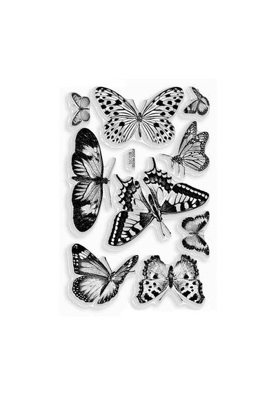 Butterflies - Stamp
