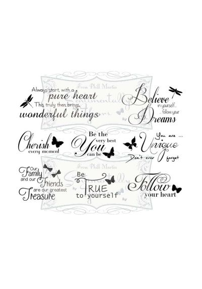 Sentimentally Yours - Inspirational Quotes