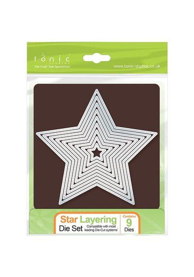 LAYERING DIE – STAR