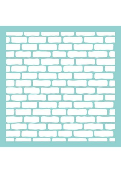 Bricks - Stencil