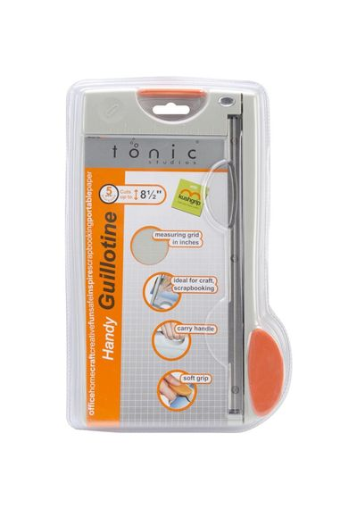 Tonic Guillotine Paper Trimmer 8.5