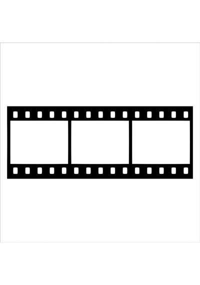 Film Strip - Stencils