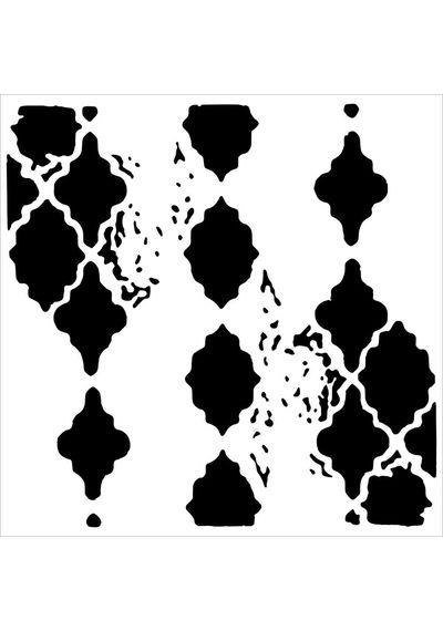 Repeat Tile - Stencils