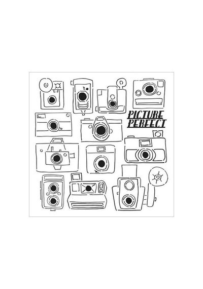 Picture Perfect - Stencils