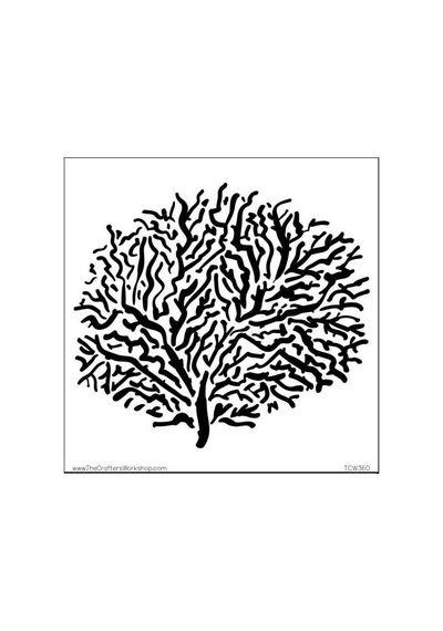 Coral - Stencils