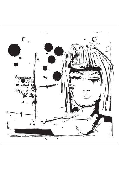 Dream Girl - Stencils