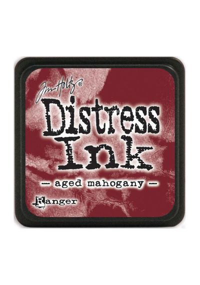 Aged Mahogany - Mini  Distress ink pad