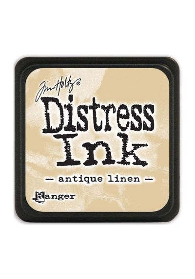 Antique Linen - Mini  Distress ink pad