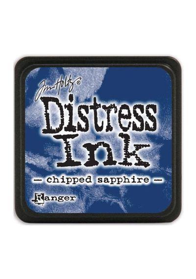 Chipped Sapphire - Mini  Distress ink pad