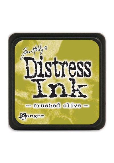 Crushed Olive - Mini  Distress ink pad