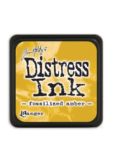 Fossilized Amber - Mini Distress ink pad