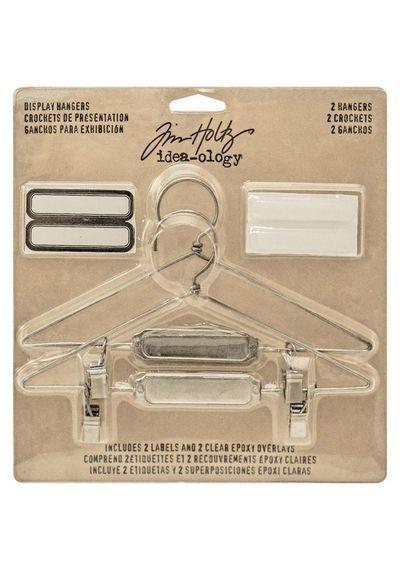 """Idea-Ology Display Hangers 5.75""""X3"""" 2/Pkg"""