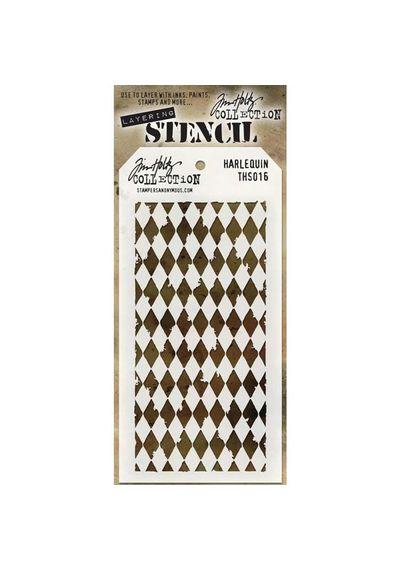 Harlequin - Stencils