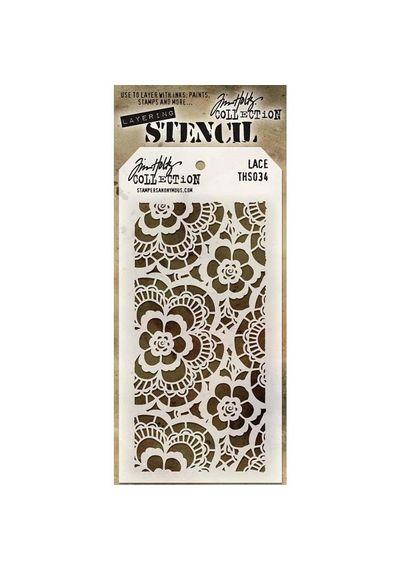 Lace - Stencils