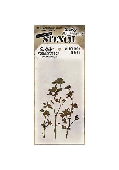 Wildflower - Stencils