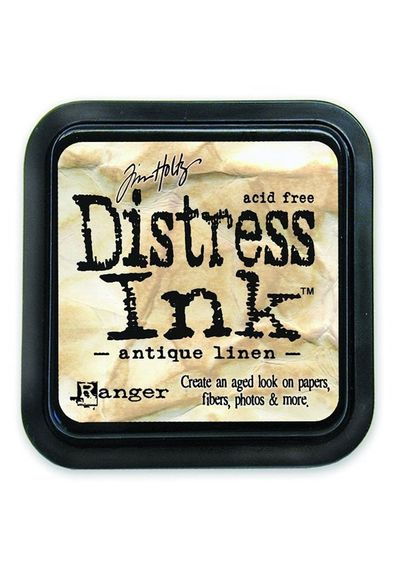 Antique Linen - Distress Ink Pad