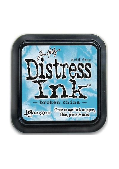 Broken China - Distress Ink Pad