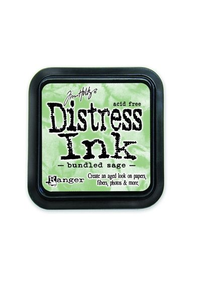 Bundled Sage - Distress Ink Pad