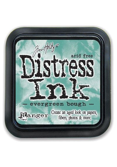 Evergreen Bough - Distress Ink Pad