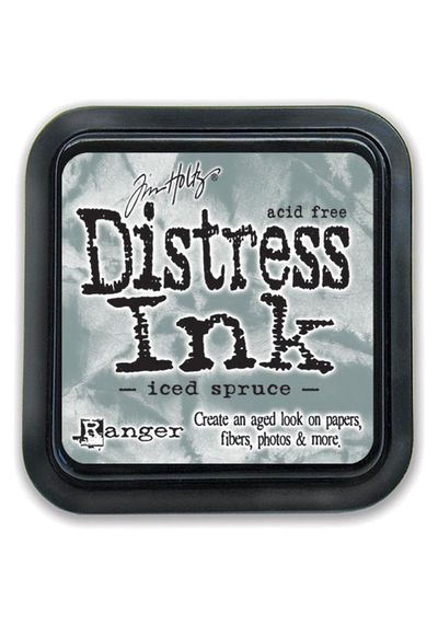 Iced Spruce - Distress Ink Pad