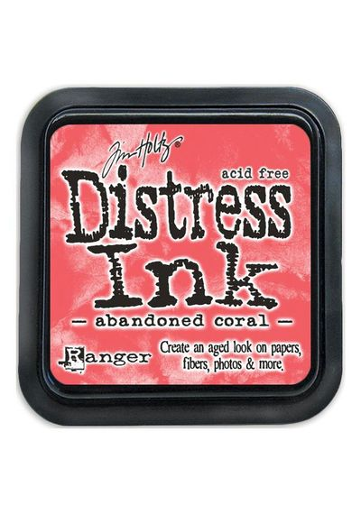 Abandoned Coral - Distress Ink Pad