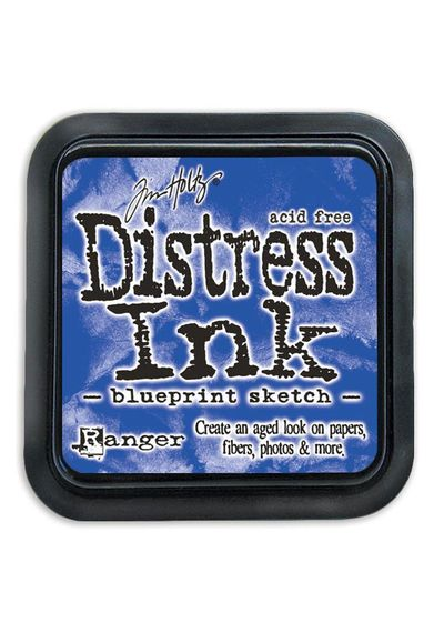 Blueprint Sketch - Distress Ink Pad