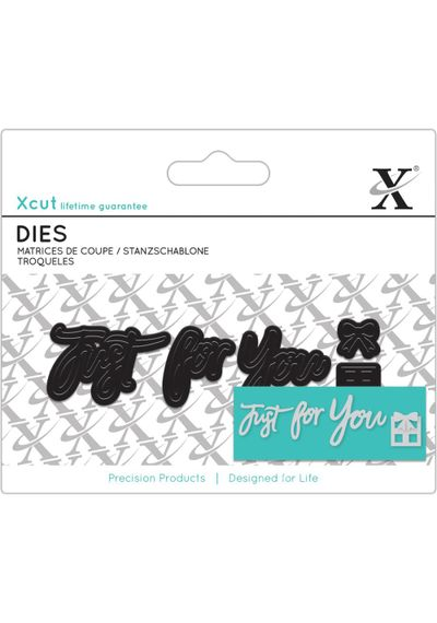 Just For You Sentiment - Die