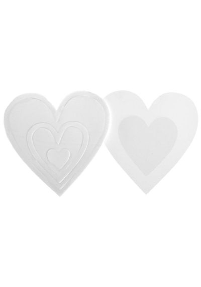 Heart -Pop Up Foam Sticker
