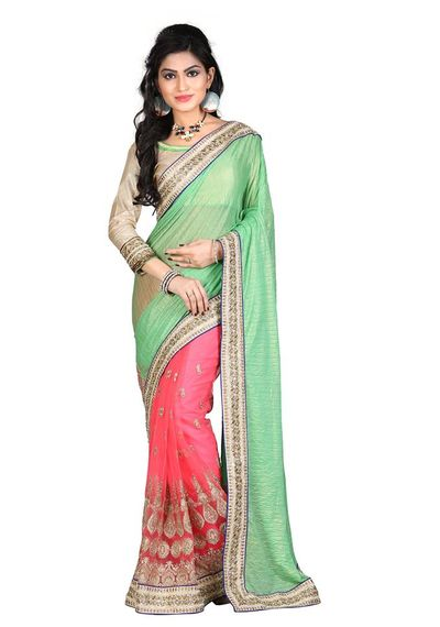 SALWAR.UK Green