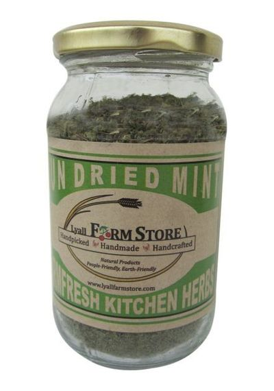 Dried Mint