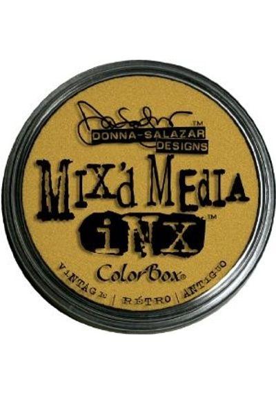 ColorBox Mixed Media Inkpad D Salazar Vintage