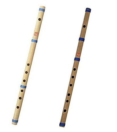 SG Musical - Bamboo Flute Combo Scale C and Scale G